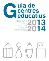 uia de centres educatius 2013 2014 - Ajuntament de Santa Coloma ...