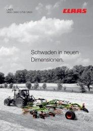 LINER Mittenableger - Kaufmann Landtechnik GmbH