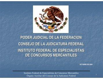La Visita - Instituto Federal de Especialistas de Concursos ...