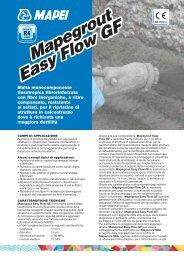 Mapegrout Easy Flow GF Mapegrout Easy Flow GF - Crocispa.it