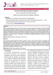 papel dos biofilmes nas feridas crónicas - AAGI-ID Associação ...