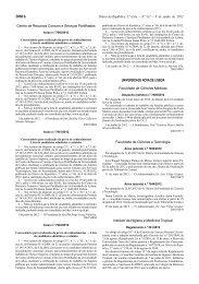 Regulamento do Concurso docente do IHMT - Instituto de Higiene e ...