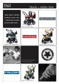 Katalog kočárky HOCO 2008 - Depemo - Page 3