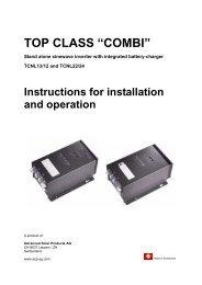 "TOP CLASS ""COMBI"""