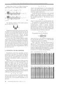 Stable parallel algorithms for solving the inverse gravimetry and ... - Page 4