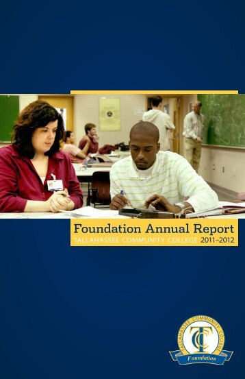 Foundation Annual Report - Tallahassee Community College
