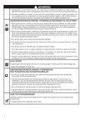 Betjeningsvejledning - Page 4