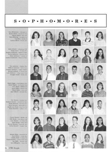 • • H • o· M • o • R • E • s - Harding University Digital Archives