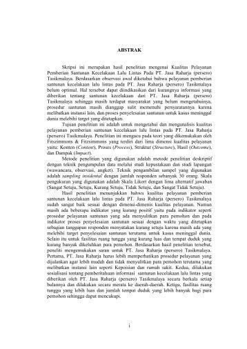 Kumpulan Abstrak Hasil Penelitian Uny Repository Ui