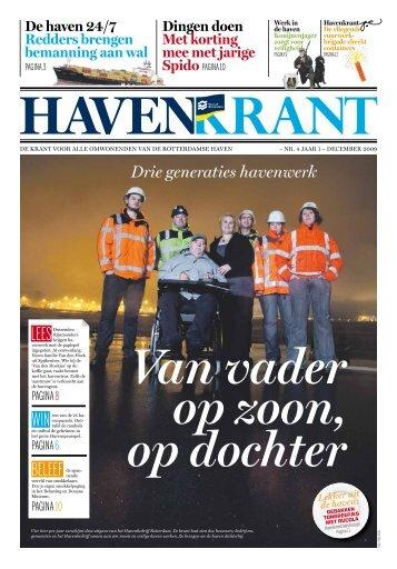 Havenkrant – Havenbedrijf Rotterdam NV - Grand Prix Customer ...