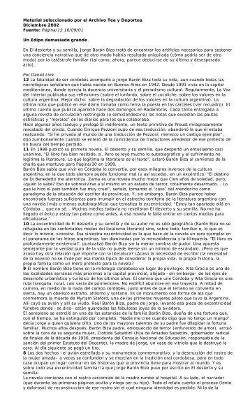 Fuente: Página/12 16/09/01 - Winisisonline.com.ar