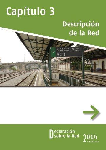 Descripción de la Red (PDF) - Adif