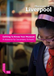 Secondary resource - National Museums Liverpool