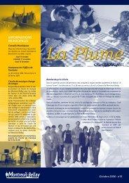 parution n°08 - octobre 2006 - Montreuil-Bellay