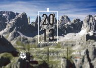 Calendario 2013 - Mondotrentino