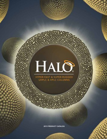 to download the HALO 2013 PRODUCT CATALOG - Advanced ...