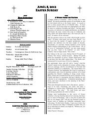 Bulletin Layout.pub - Saint Mary's Cathedral of the Immaculate ...