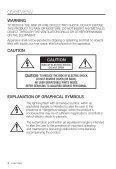 HD-SDI CAMERA - Samsung CCTV - Page 4