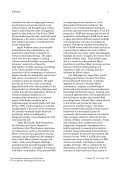Editorial: Special Issue - APS Member Groups - Australian ... - Page 3