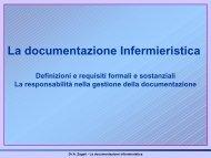 documentazione sanitaria - Ipasvi