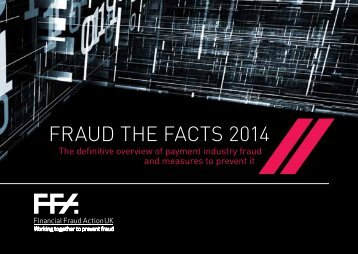 Fraud The Facts 2014