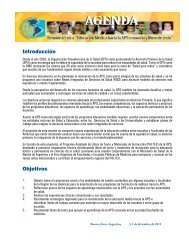 Introducción Objetivos - Observatorio de Recursos Humanos en Salud