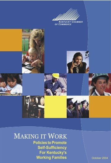 Making It Work - The Working Poor Families Project