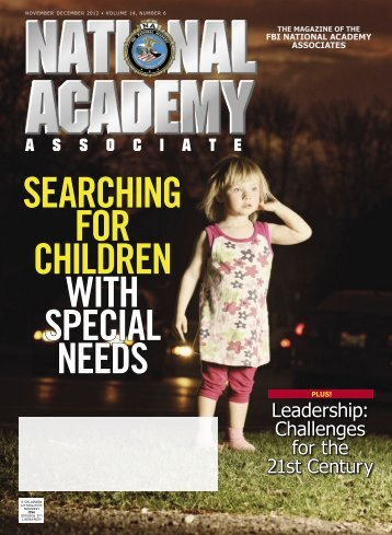 searching for children with special needs - National Autism ...