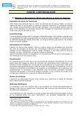 Etude sur l'Accessibilité des Personnes en Situation de Handicap à l ... - Page 4