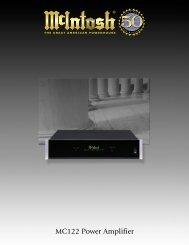 MC122 Power Amplifier