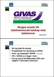Adel Al, GIVAS IKS - Driftsassistansen