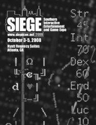 PDF File - SIEGE!