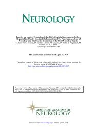 Downloaded - Child Neurology Society