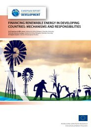 financing renewable energy in developing countries: mechanisms ...