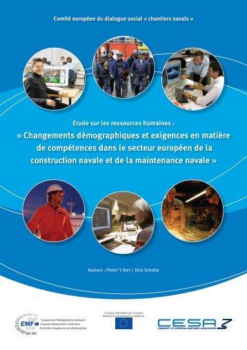 « Changements démographiques et exigences en matière de ...