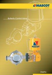 Catalogue Download - Mascot-valves, globe valve, v-notch valve ...