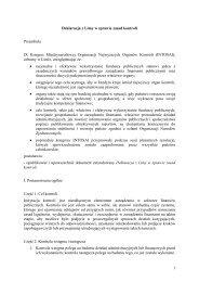 Deklaracja z Limy w sprawie zasad kontroli finansów publicznych