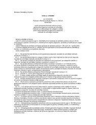 Ministerul Sănătăţii şi Familiei Ordin nr. 219/2002 din ... - Institutul ORL