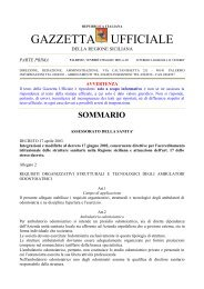 Decreto 17 Aprile 2003 - Ordine dei Medici di Messina