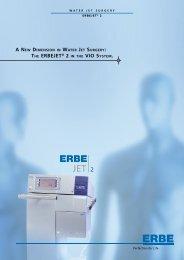THE ERBEJET® 2 IN THE VIO SYSTEM. - Elmed