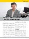 bologna süreci - Çankaya Üniversitesi - Page 5