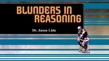 Origins - 1204 Blunders in Reasoning.pdf - Arrival of the Fittest