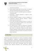 Raport ewaluacyjny z realizacji zadania publicznego pt. - Page 6