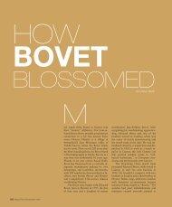WT_2009_06: PROFILE: BOVET FLEURIER