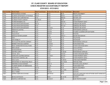 PDF Version - St. Clair County Schools