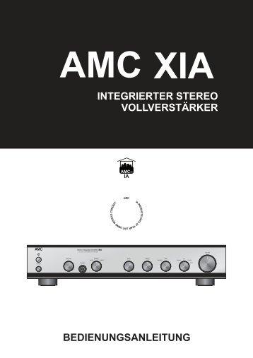 XIA_MANUAL_DE (21-4160) v03.cdr - AMC