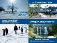 BOCES PDF layout - Oswego County BOCES