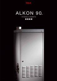 Caldaia ALKON 90 - Certificazione energetica edifici