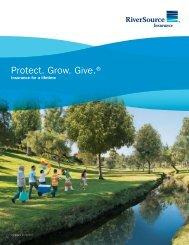 Protect. Grow. Give.®