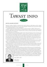 Tawast Info 1/04